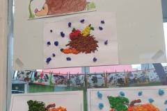 prace plastyczne uczniów