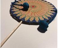 instrument wykonany przez uczniów