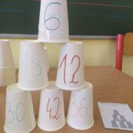 Więcej o: Dzień Tabliczki Mnożenia w klasie III b